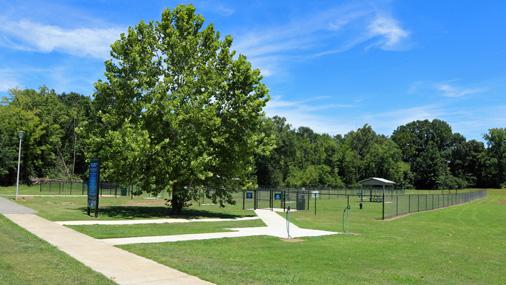 Scottsboro City Dog Park