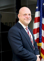 Scottsboro city councillor, Greg Mashburn.