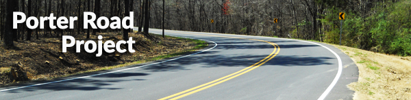 Scottsboro City Porter road project