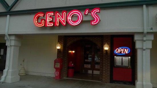 Genos Pizza and Grill